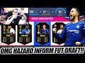Download FIFA 19: MEIN REKORD INFORM HAZARD FUT DRAFT!! 🔥🔥 - FIFA 19 Pack Opening Rewards - Ultimate Team in Mp3, Mp4 and 3GP