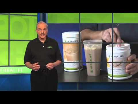 Productos Herbalife   Polvo de Proteina   Como tomar productos Herbalife