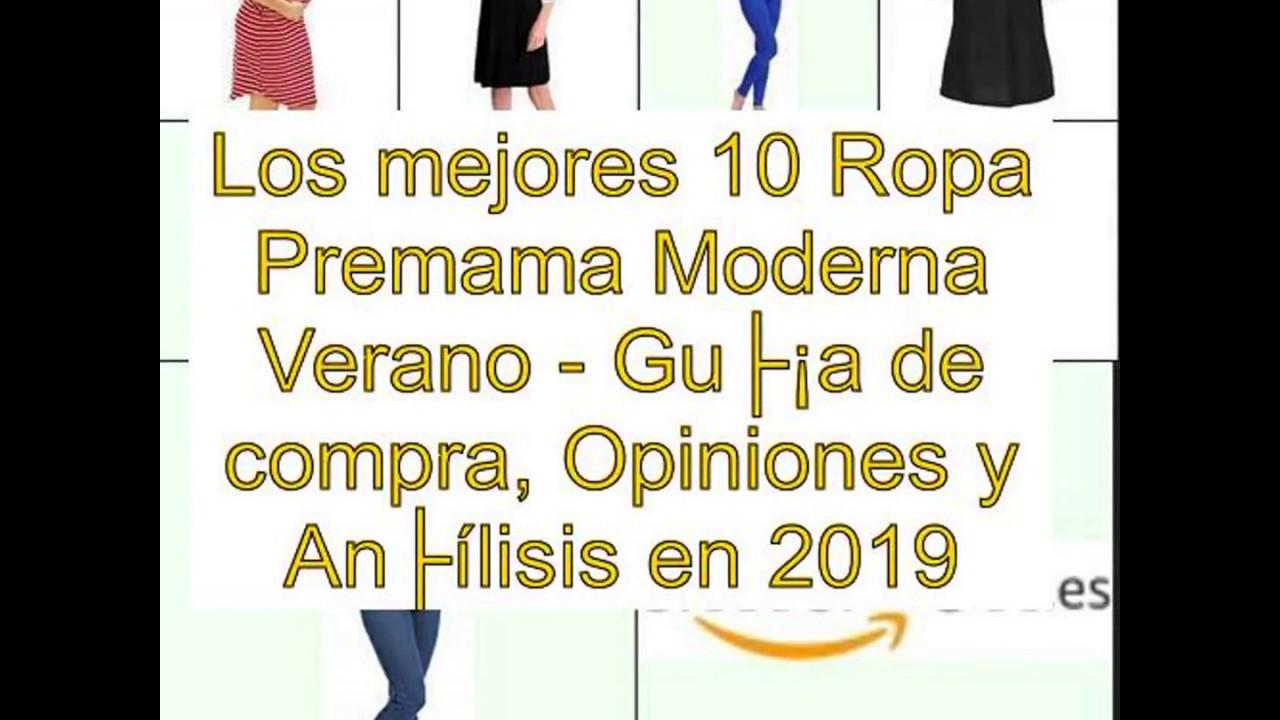 8c43b02d3 Los mejores 10 Ropa Premama Moderna Verano - Guía de compra ...
