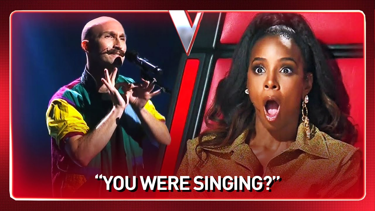 Download MOST SURPRISING Blind Audition EVER in The Voice