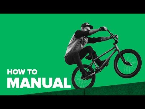 Как делать мануал бмх
