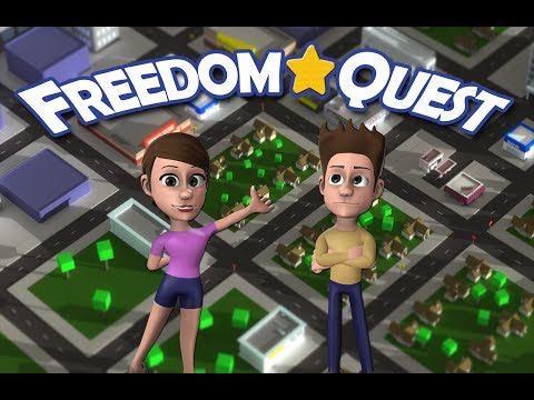 Freedom Quest – Making Financial Literacy Fun