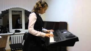 56 - Фроловская Мария, с. Поляны - Танец лягушат