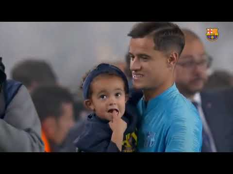 Philippe & Maria Coutinho Adorable Moments + Cute Family & Friends Moments (Fan Video) Part 1