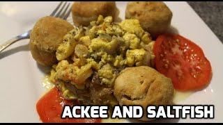 How To Cook Ackee And Salt Fish - What's For Dinner