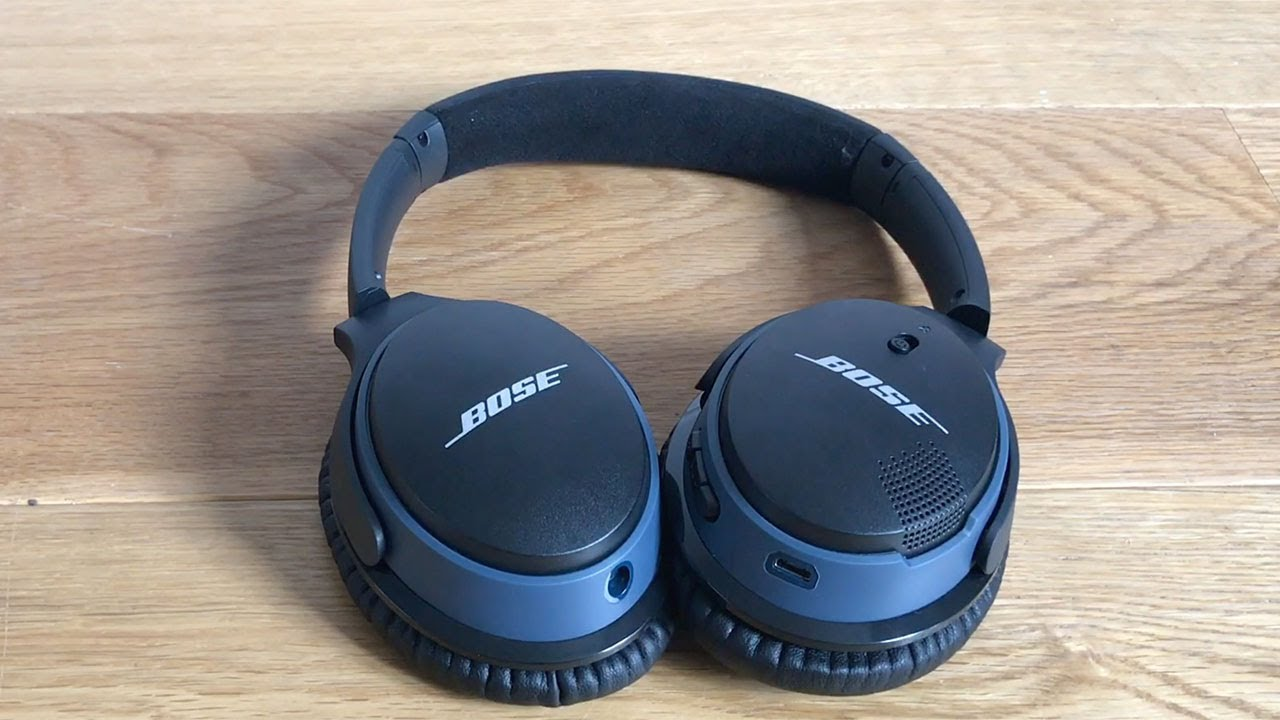 57b1b3ac9b1 Review/Unboxing: Bose Soundlink AE 2 Wireless Headphones - YouTube