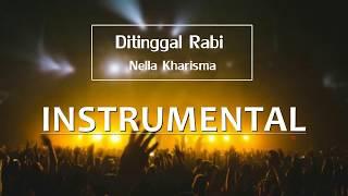 Karaoke Karo Nella Kharisma - Ditinggal Rabi (Guitar Acoustic Instrumental & Karaoke Lyric)