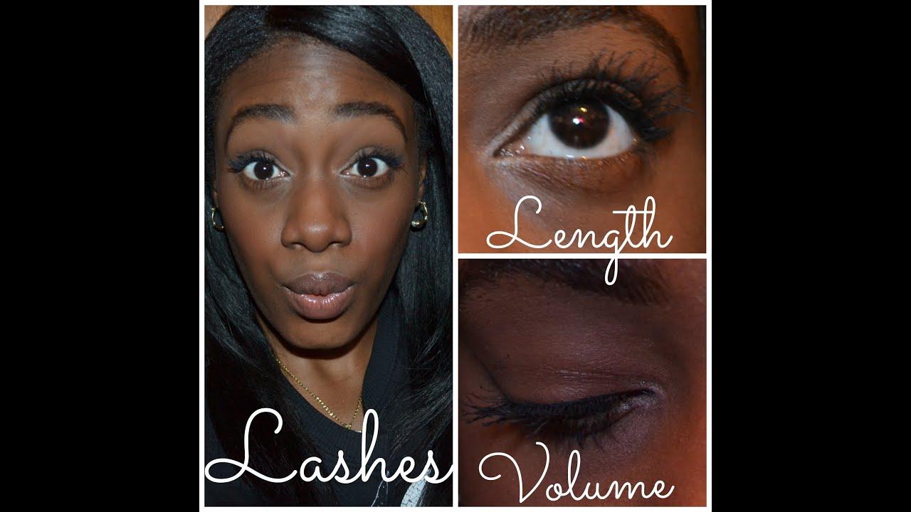 How To Straighten Eyelashes How Get Long Voluminous Lashes