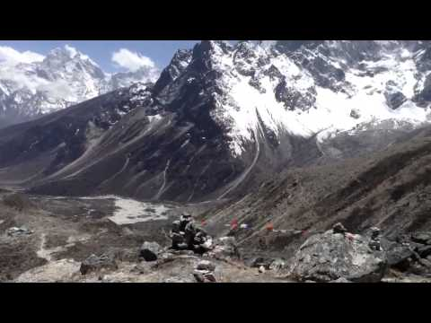 Everest base camp trek , hiking travel guide to Nepal,adventure to Everest , thukala