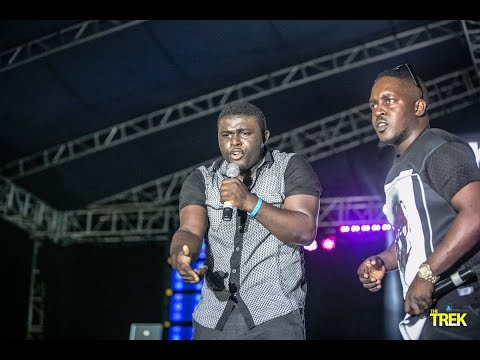 Video: Rapper M.I Abaga Gives Gold Wrist-Watch To A Lucky Fan At #StarMusicTrek