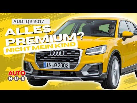 AUDI Q2 - Was kann der kleine Edel-SUV?