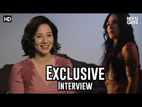 Lynn Collins  John Carter Exclusive