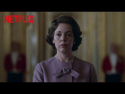 The Crown 3. Sezon | Tanıtım Fragmanı | Netflix