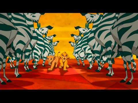 The Lion King - I Just Can´t Wait To Be King (Finnish) [HD 1080p/Blu-Ray]