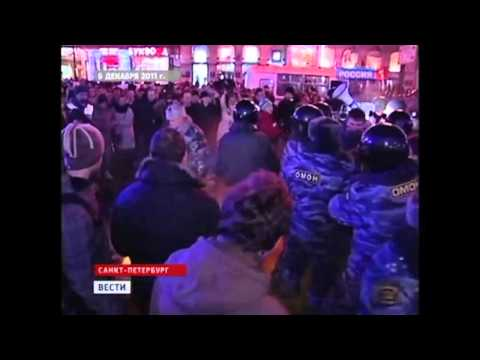 Moscow Protests Gets Legs with Social Media