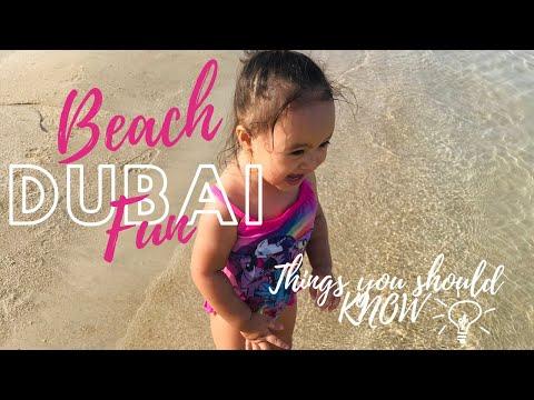DUBAI- AL MAMZAR PARK AND BEACH