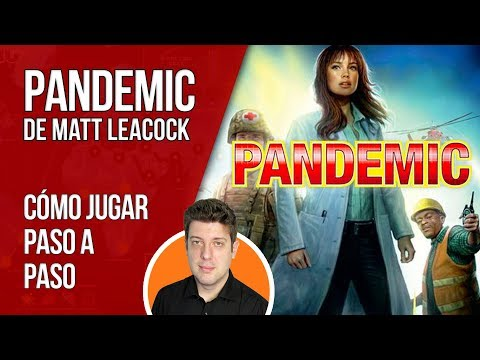 Pandemic | Juego de mesa | Tutorial en español
