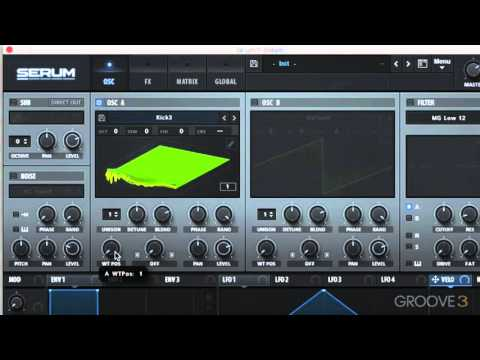 Make a New Wavetable by Importing Audio (Serum Tips & Tricks)