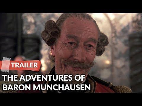 The Adventures of Baron Munchausen 1988 Trailer HD | Terry Gilliam