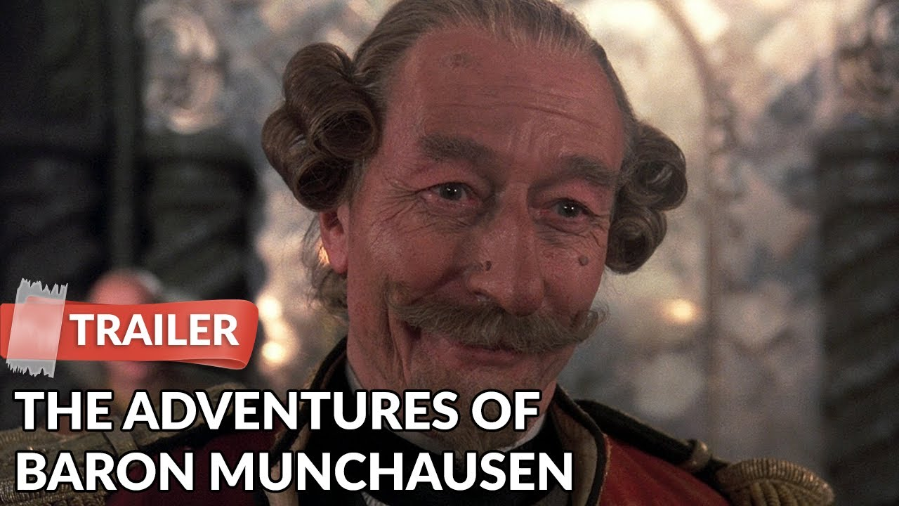 Download The Adventures of Baron Munchausen 1988 Trailer HD   Terry Gilliam