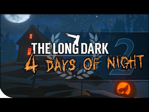 Midnight Stroll, Plus Blizzard | The Long Dark — 4 Days of Night 2 | HAPPY HALLOWEEN!