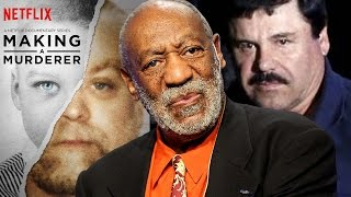 MAKING A MURDERER Evidence Battle, Sean Penn-El Chapo Interview & Cosby Case Update