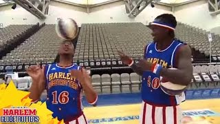 Learn to Spin the Ball like a Harlem Globetrotter