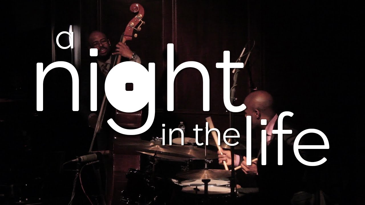 A NIGHT IN THE LIFE: Christian McBride Trio (PART THREE)