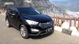 Hyundai Santa Fe D SPEC Limited CRDi