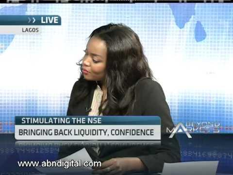 Stimulating the Nigerian Stock Market with Mike Itegboje