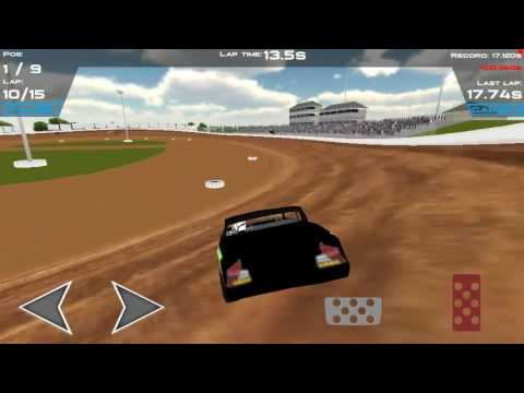 DirtTrackin' Replay at KENTUCKY LAKE MOTOR SPEEDWAY with Street stock