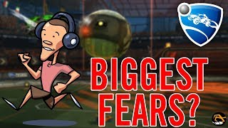 Biggest Fears - Birdalert in RL, Rocket League Q&A (SHORT)