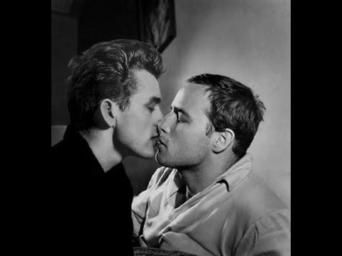 Marlon Brando asunto gay
