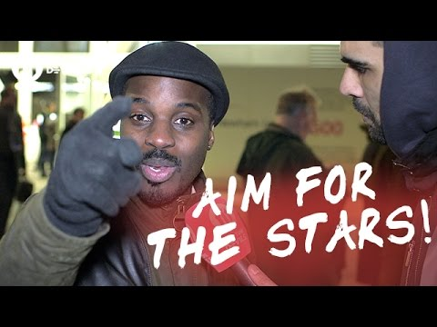 Aim For The Stars! | West Ham United 0-2 Manchester United | FANCAM