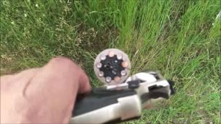 стрельба по монолитному поликарбонату 3мм