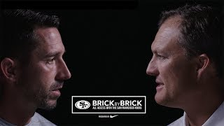 Brick by Brick: 49ers Training Camp Begins