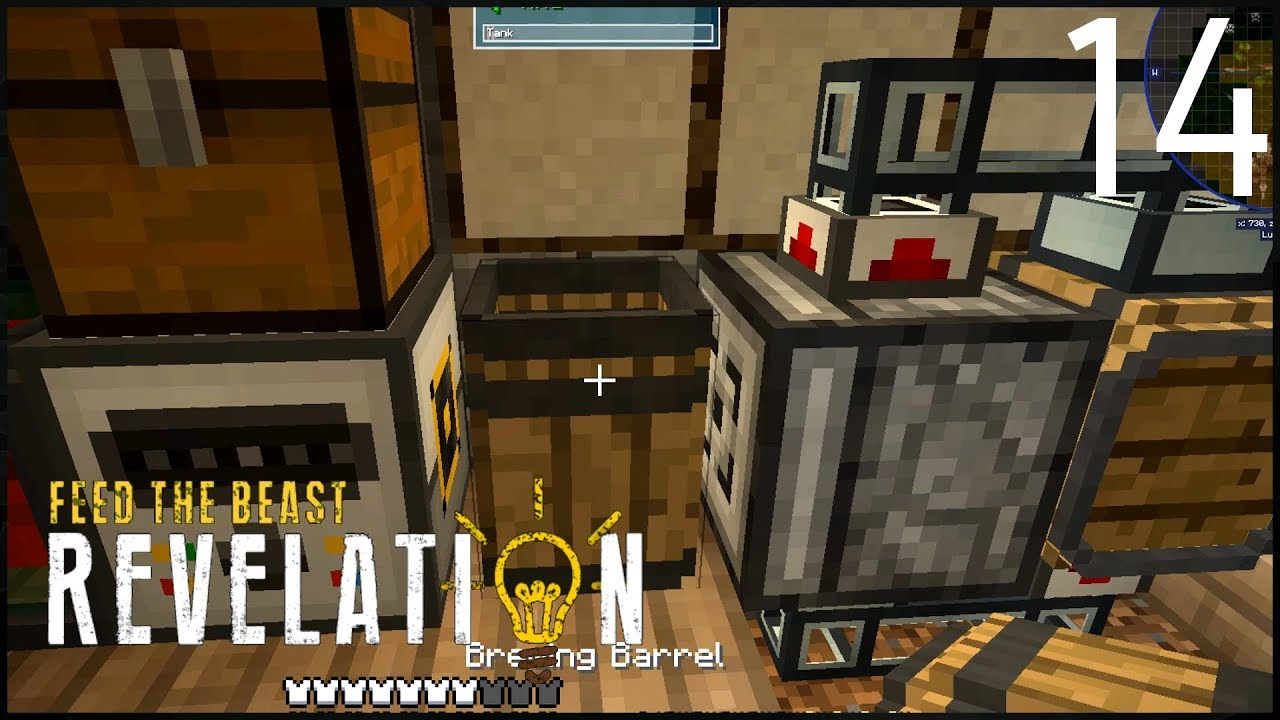 FTB 1 12 Revelation: Rustic Mod Wine Brewing Automation! - Craftinomical  SMP E14