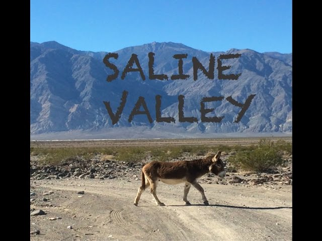 Saline Valley  the Death Road to Paradise