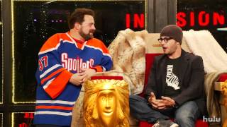 Spoilers with Kevin Smith: Interview with Damon Lindelof