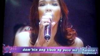 REGINE VELASQUEZ Loves EVA - c/o Mel & Joey 2 =)