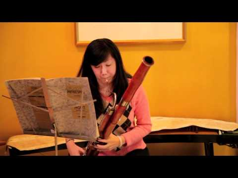 Catherine Chen  YouTube Bassoon Audition 2011.mov