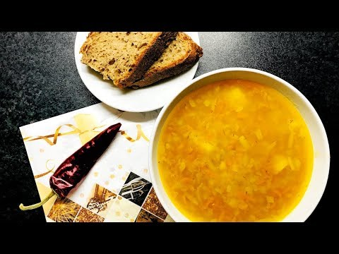 Гороховый суп Раскрываю секрет как быстро сварить горох