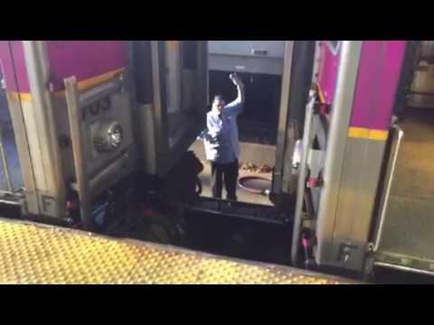 11-Car MBTA Commuter Rail Train