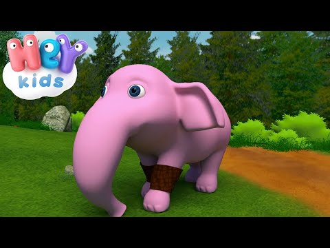 L'elefante con le ghette - Canzoni Per Bimbi .it
