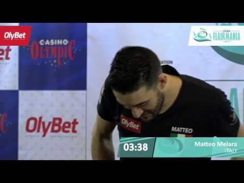 Matteo Melara Final OlyBet Flair Mania 2017