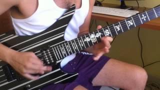 Avenged Sevenfold - Hail to the king (full cover)