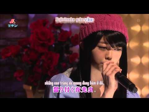 [Vietsub+kara]Morai Naki-Minegishi Minami