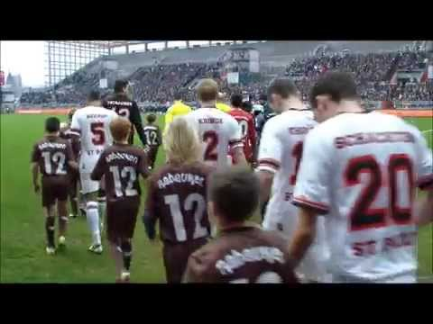 fc st pauli rabauken einlaufkinder 1 fc kaiserslautern 2012 2013 youtube. Black Bedroom Furniture Sets. Home Design Ideas