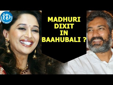 Madhuri Dixit To Join 'Baahubali: The Conclusion'? || Rajamouli || Prabhas || Anushka Shetty