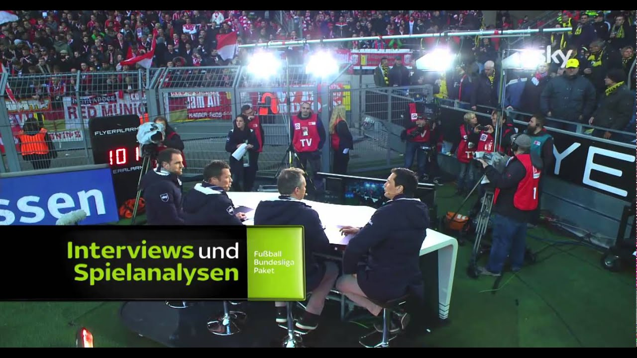 Sky Bundesliga Freitag